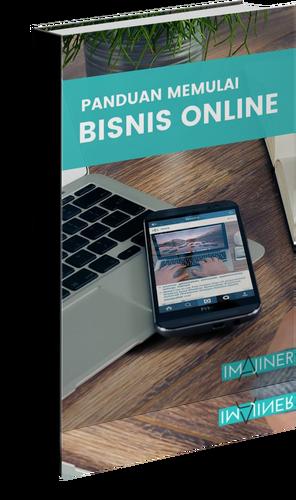 Cover Book Panduan Memulai Bisnis Online