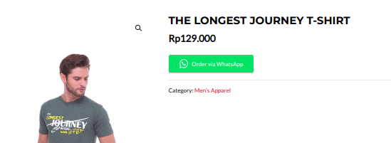 ecommerce whatsapp chat
